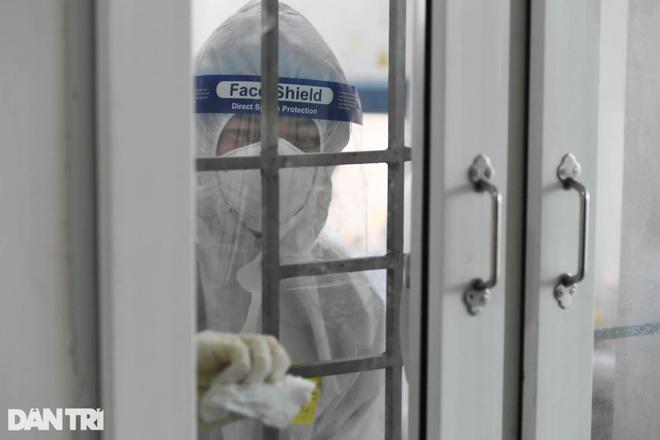 Cận cảnh khu xét nghiệm lớn nhất Việt Nam, cao điểm xử lý 20.000 mẫu/ngày - 4