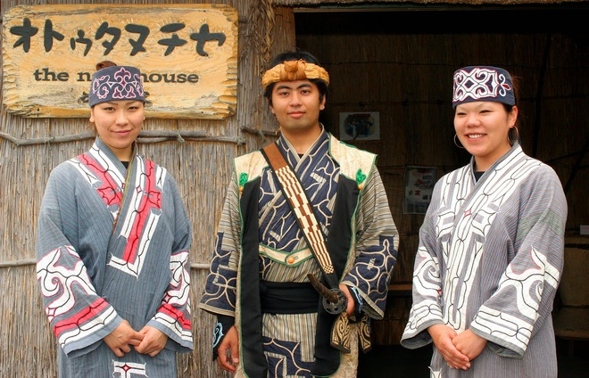 Ainu - Tộc người thiểu số bí ẩn của xứ Phù Tang - 3