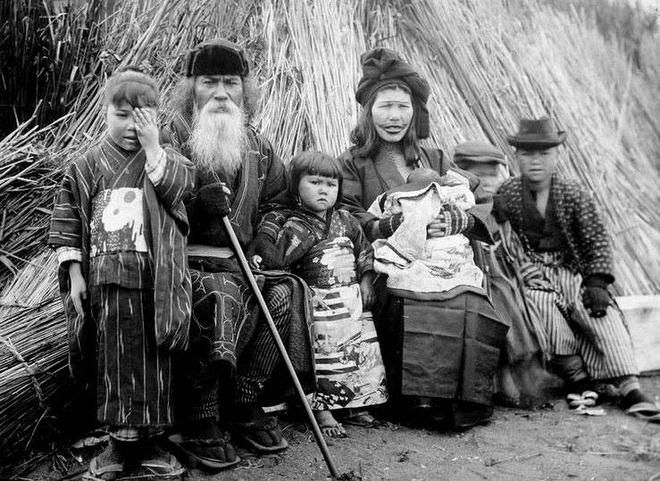 Ainu - Tộc người thiểu số bí ẩn của xứ Phù Tang - 4