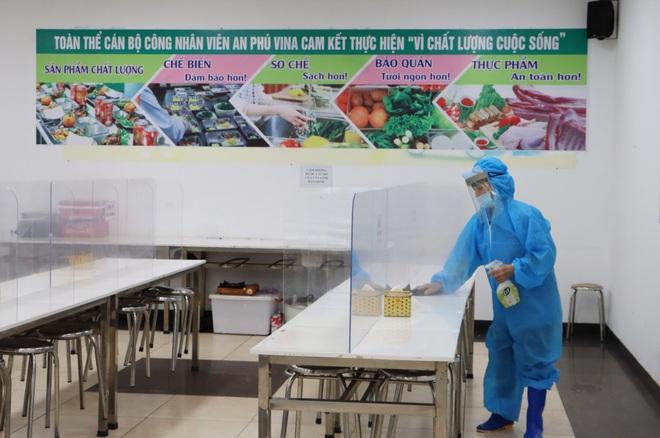 Bắc Ninh: Gỡ vướng mắc cho các doanh nghiệp để vừa chống dịch, vừa sản xuất - 2
