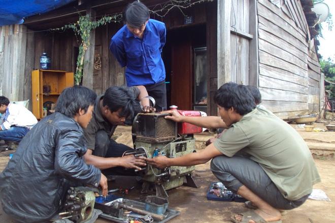 Sinh viên rời giảng đường, theo học nghề để mở quán, lập nghiệp - 4