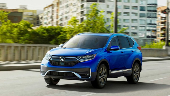 Honda CR-V sẽ có thêm một phiên bản Special Edition - 1