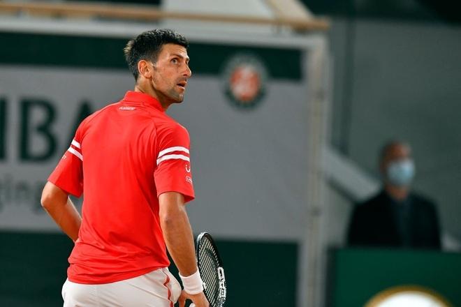 Djokovic, Nadal và Federer cùng thi đấu trong một ngày - 1