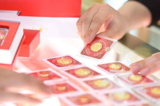 Giá vàng được dự báo tăng vọt tuần này - 1