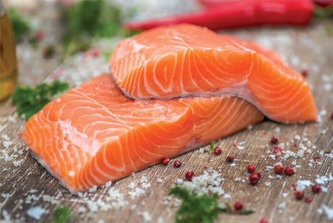Loại cá đầu bảng về khả năng dọn dẹp mỡ thừa trong nội tạng - 1
