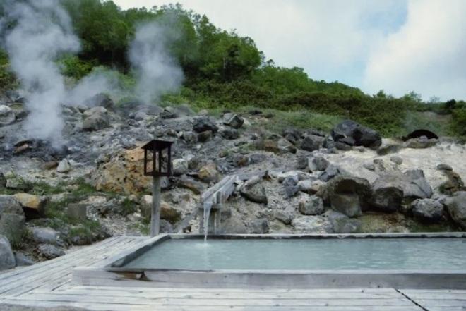 Tắm khoáng nóng, ngắm cảnh mùa đông tuyệt đẹp ở Hachimantai - 2