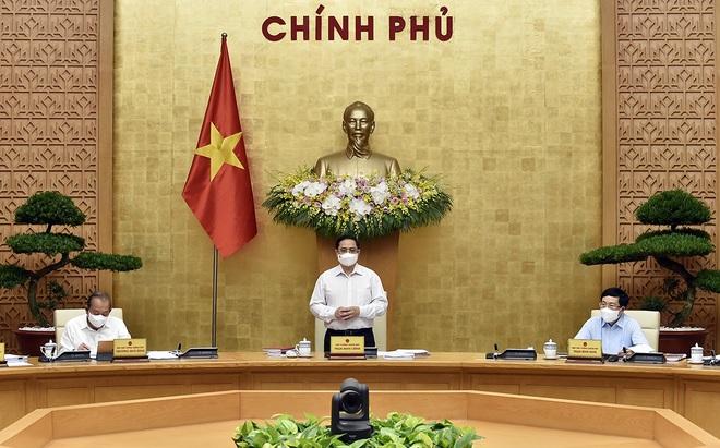 Thủ tướng yêu cầu chấm dứt tình trạng chạy dự án, lợi ích nhóm - 1