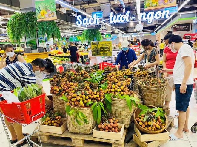 Nhiều doanh nghiệp thu mua nông sản cho dân giá gấp 5 lần thương lái - 4