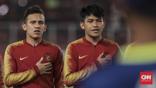 Indonesia đón tin cực buồn trước trận gặp đội tuyển Việt Nam - 1