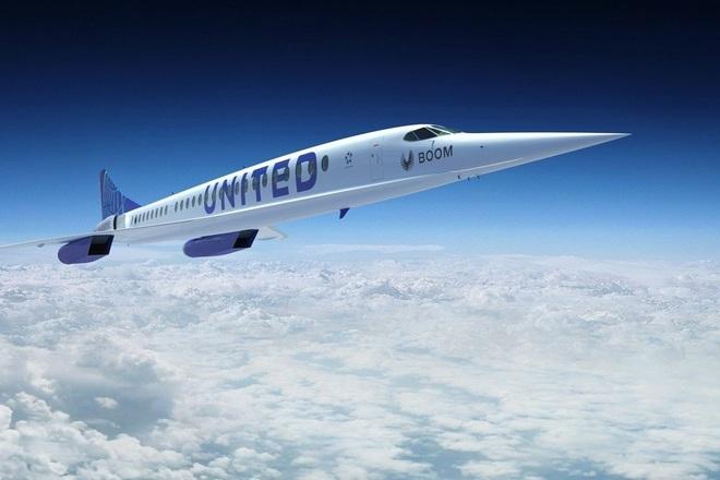Mỹ sẽ hồi sinh máy bay thương mại nhanh gần gấp đôi tốc độ âm thanh - 1