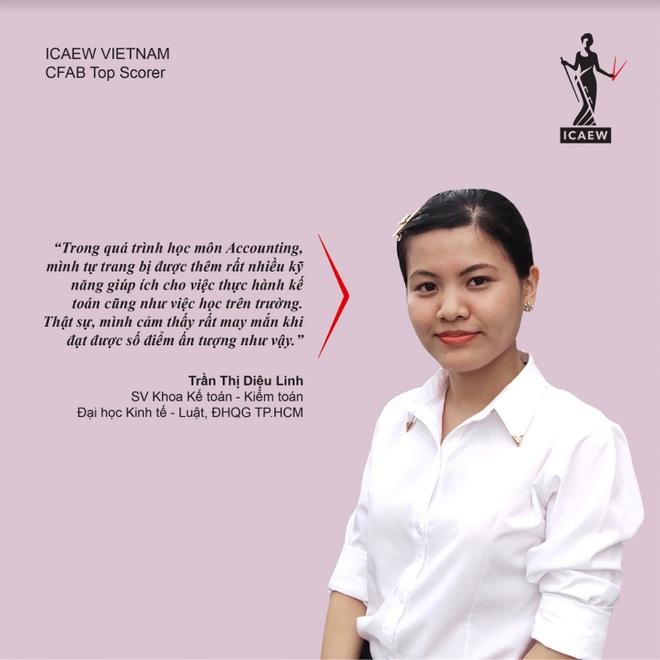 Bốn học viên Việt Nam được vinh danh trong Lễ trao giải toàn cầu của ICAEW - 4