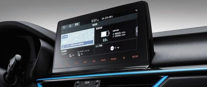 Kia ra mắt Cerato phiên bản chạy điện - 13