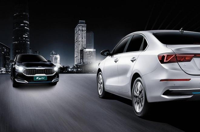 Kia ra mắt Cerato phiên bản chạy điện - 7