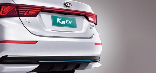 Kia ra mắt Cerato phiên bản chạy điện - 6