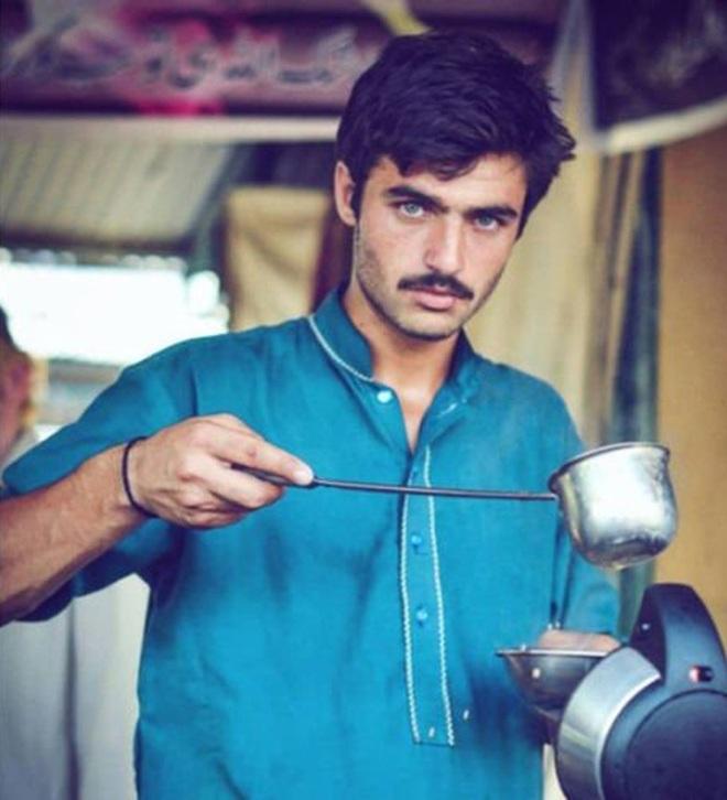 Chàng trai pha chế trà đổi đời nhờ một bức ảnh - 1