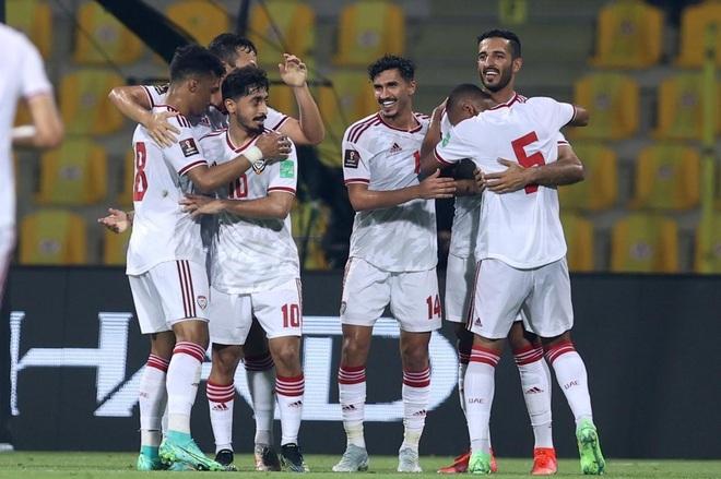 Chân dung hàng tấn công nguyên tử của đội tuyển UAE - 2