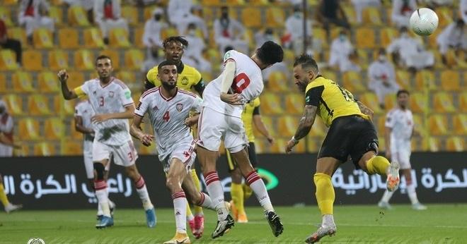 Điểm yếu của UAE mà đội tuyển Việt Nam có thể khai thác - 1