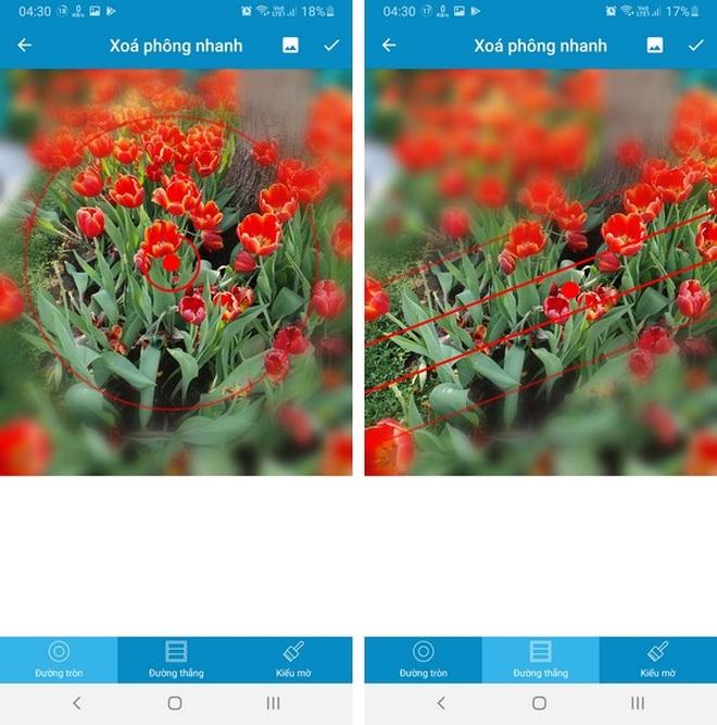 Ứng dụng xóa phông trên smartphone không thua gì máy ảnh chuyên nghiệp - 4