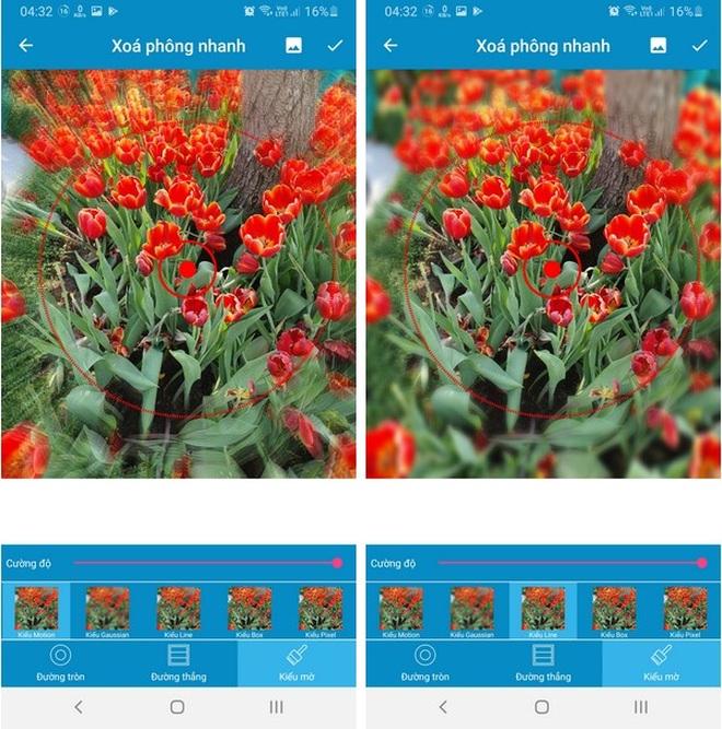 Ứng dụng xóa phông trên smartphone không thua gì máy ảnh chuyên nghiệp - 5
