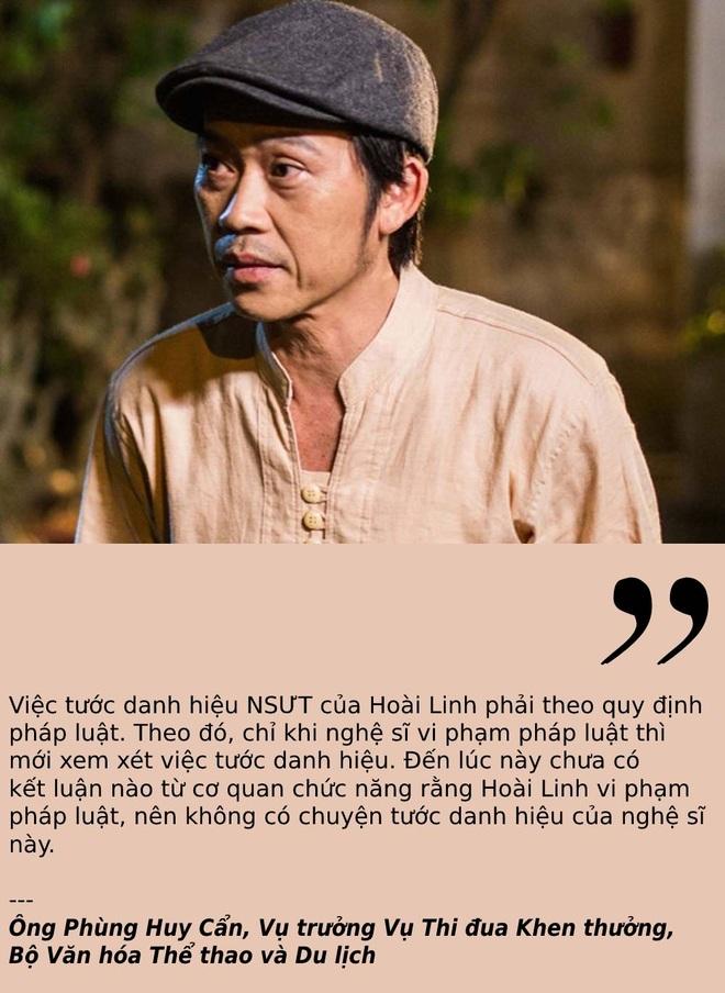 Chuyện của Hoài Linh, hãy để anh ấy tự giải quyết - 1