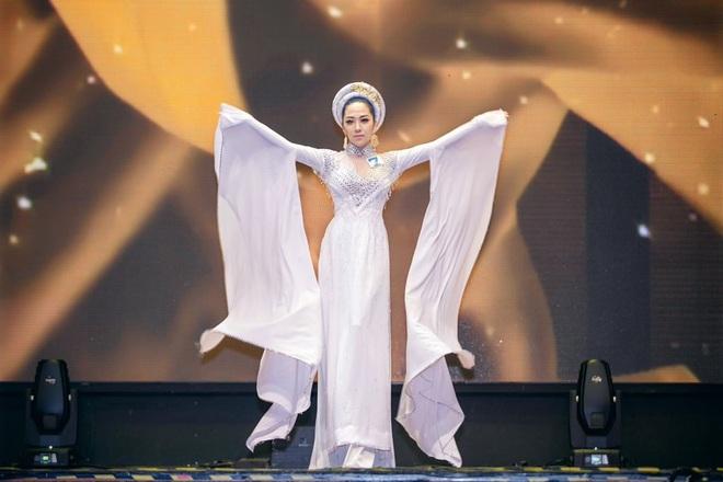 Á hậu Minh Châu muốn truyền năng lượng tích cực tới mọi người