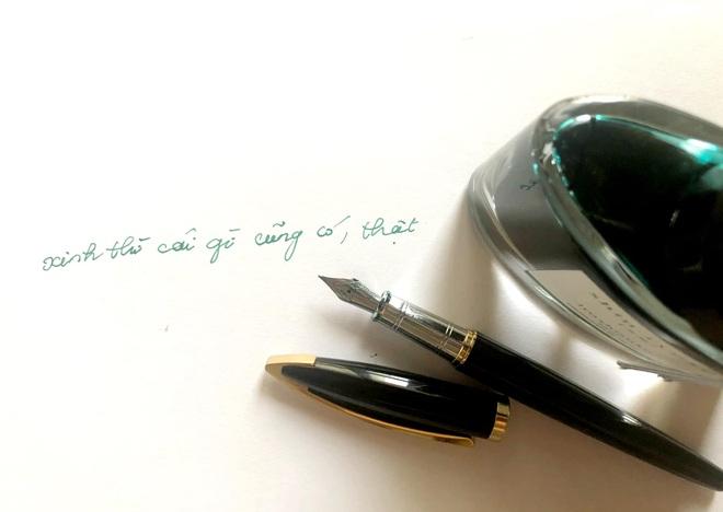 Hoa hậu Thu Thủy và sở thích viết tay trong những ngày tháng cuối cùng - 5