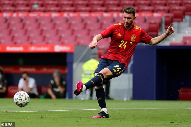 C.Ronaldo nhạt nhòa, Bồ Đào Nha bất phân thắng bại với Tây Ban Nha - 3