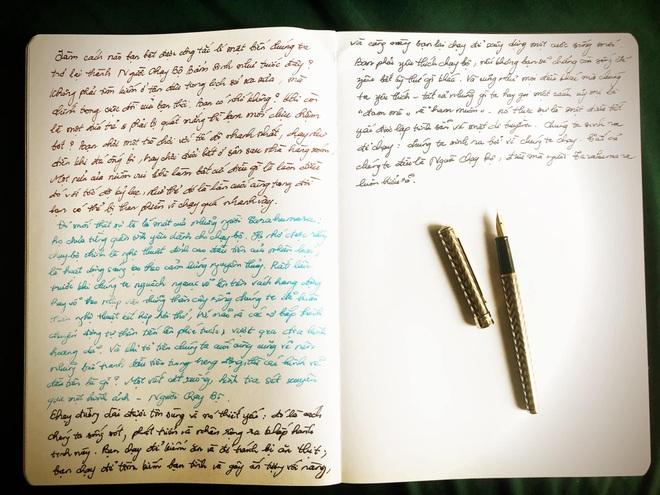 Hoa hậu Thu Thủy và sở thích viết tay trong những ngày tháng cuối cùng - 6
