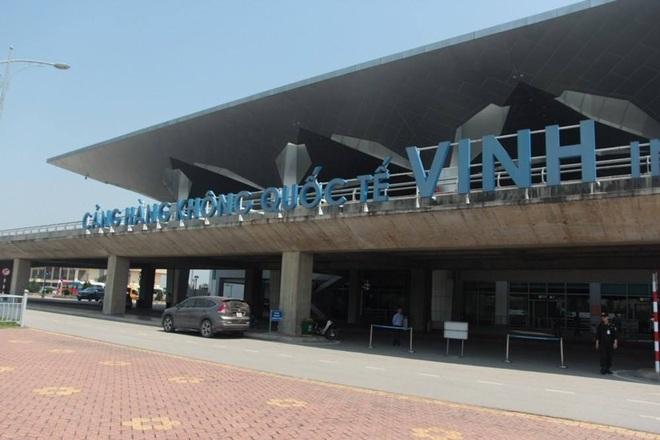 Tìm người trên chuyến bay từ TPHCM đến sân bay Quốc tế Vinh - 1