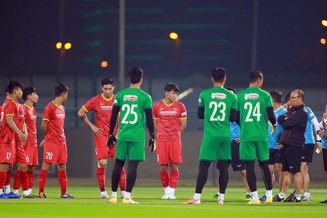 Văn Hậu trở lại, HLV Park Hang Seo thử tài thủ môn chờ đấu Indonesia - 1