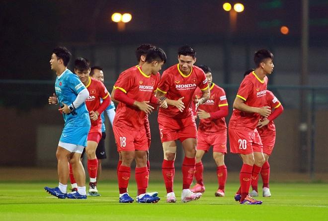Văn Hậu trở lại, HLV Park Hang Seo thử tài thủ môn chờ đấu Indonesia - 3