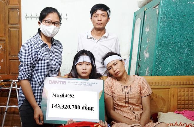 Bạn đọc giúp đỡ gia đình chị em gái sinh đôi thương vong trong vụ tại nạn - 1