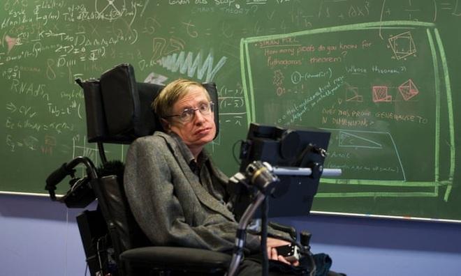 Cuộc đời và sự nghiệp của ông hoàng vật lý Stephen Hawking - 13
