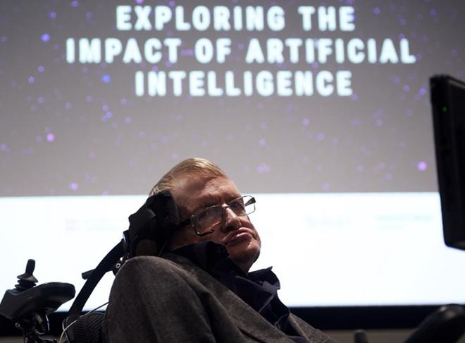 Cuộc đời và sự nghiệp của ông hoàng vật lý Stephen Hawking - 21