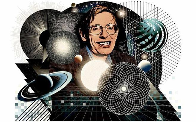 Cuộc đời và sự nghiệp của ông hoàng vật lý Stephen Hawking - 22