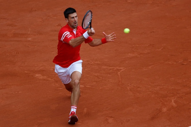 Bỏ lại Federer và Nadal, Djokovic lập kỷ lục mới ở Roland Garros - 1