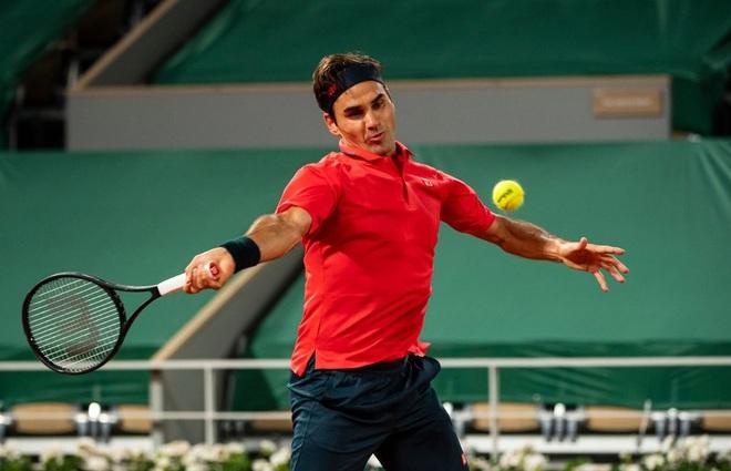 Federer đi tiếp sau những loạt tie-break căng thẳng - 2