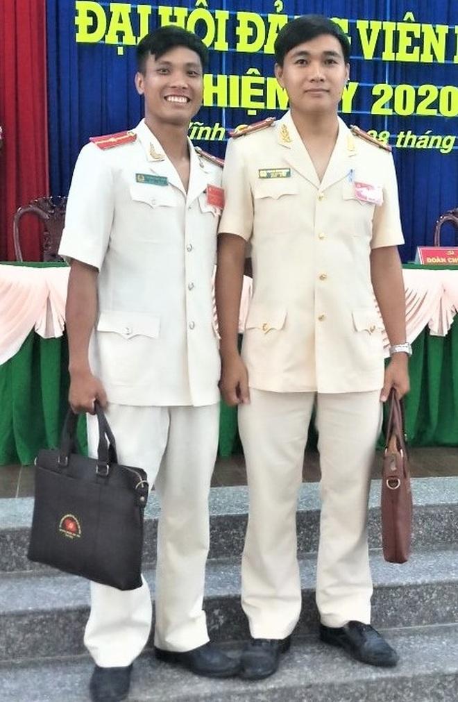 Đại úy công an 31 tuổi với 28 lần hiến máu tình nguyện - 2
