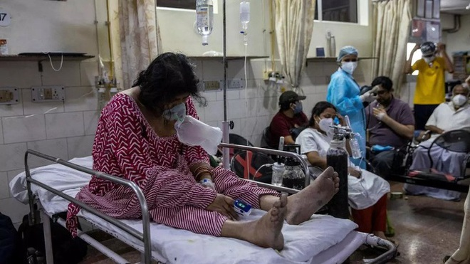 Lỗ hổng có thể đẩy Ấn Độ rơi vào làn sóng lây nhiễm Covid-19 mới - 1