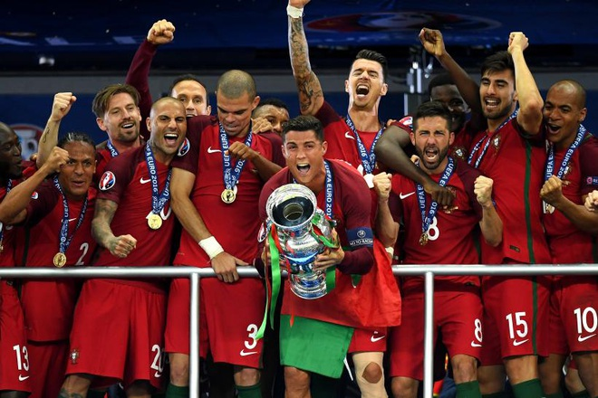 Lịch sử Euro 2016: Giấc mơ có thật của người Bồ Đào Nha - 1