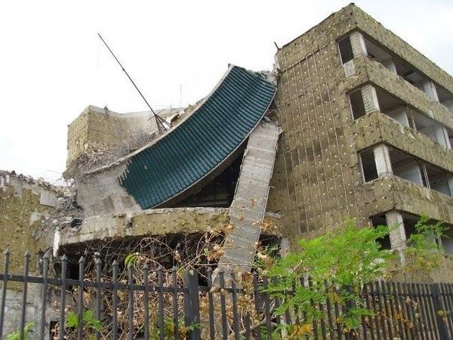 Bí ẩn quanh vụ Mỹ ném bom Đại sứ quán Trung Quốc tại Nam Tư cũ năm 1999 - 1
