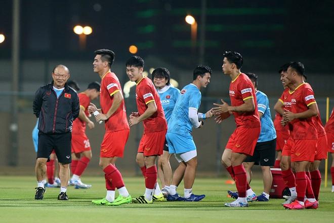 Thầy Park giúp Quang Hải, Công Phượng luyện tuyệt chiêu đấu Indonesia - 1