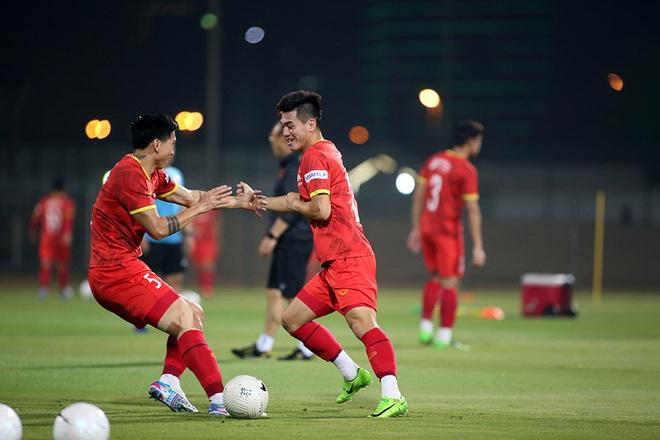 Thầy Park giúp Quang Hải, Công Phượng luyện tuyệt chiêu đấu Indonesia - 3