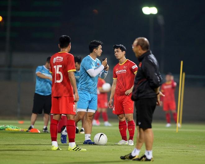 Thầy Park giúp Quang Hải, Công Phượng luyện tuyệt chiêu đấu Indonesia - 6