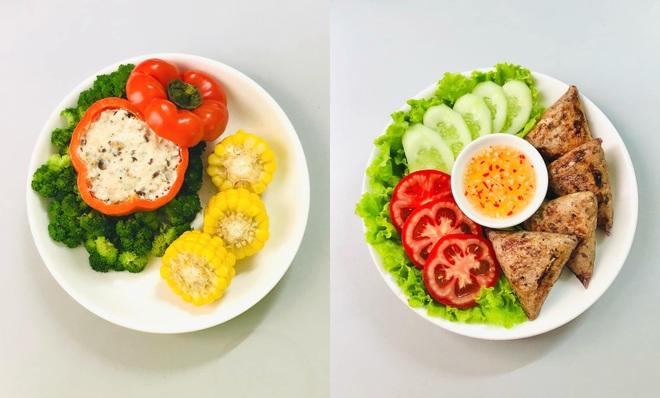 Thực đơn ăn mãi không béo lại giải ngấy, giảm cân của 9X đảm đang - 4