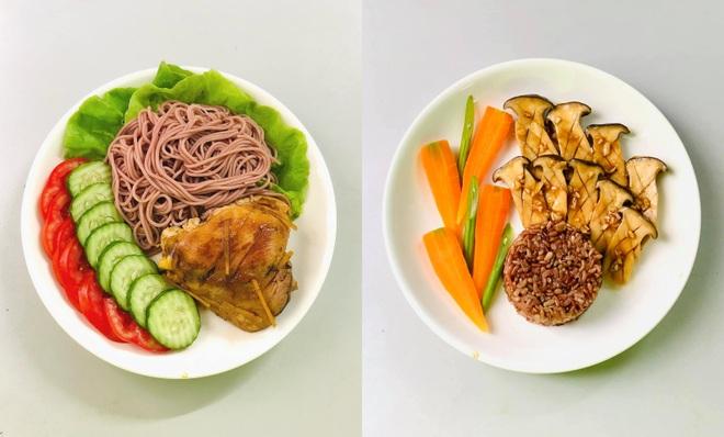 Thực đơn ăn mãi không béo lại giải ngấy, giảm cân của 9X đảm đang - 11