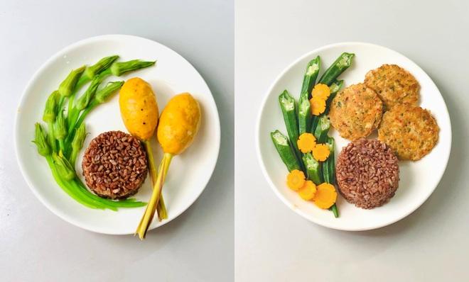 Thực đơn ăn mãi không béo lại giải ngấy, giảm cân của 9X đảm đang - 3