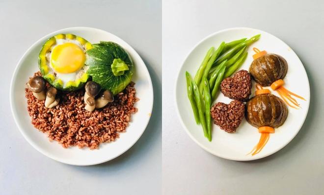 Thực đơn ăn mãi không béo lại giải ngấy, giảm cân của 9X đảm đang - 7