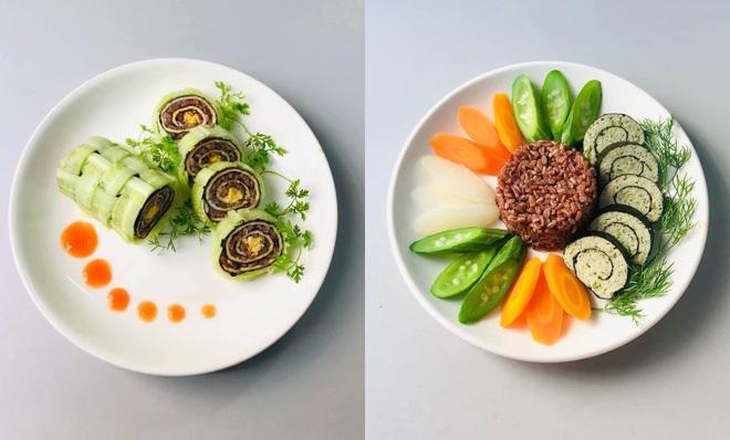 Thực đơn ăn mãi không béo lại giải ngấy, giảm cân của 9X đảm đang - 10