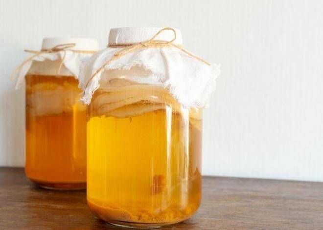 Lạ lùng món trà lên men, mọc cả nấm hấp dẫn thực khách - 3